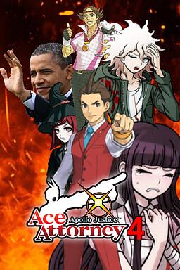 Apollo Justice: Ace Attorney 4