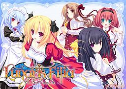 Lunaris Filia ~Kiss to Keiyaku to Shinku no Hitomi~