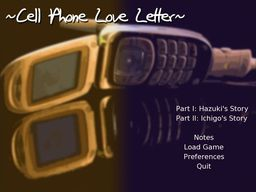 Cell Phone Love Letter