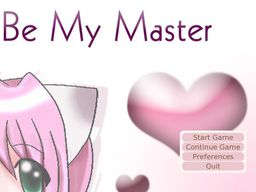 Be My Master