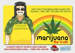 """Marijuana """"The Truth"""""""