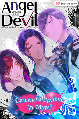 Angel or Devil -Can We Fall in Love in 7 Days?-