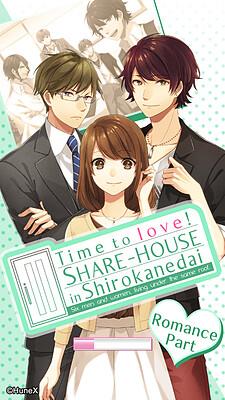 Koiseyo Otome ◆ Share House Monogatari
