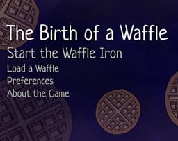 The Birth of a Waffle
