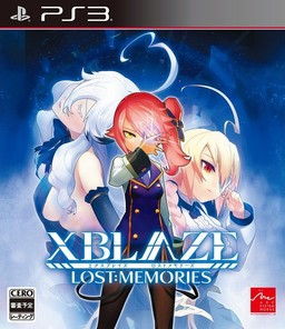 XBlaze Lost:Memories