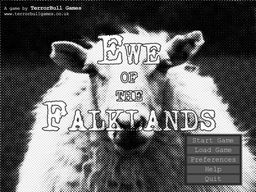 Ewe of the Falklands